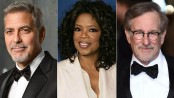 Clooney, Winfrey and Spielberg donate money for march against gun violence