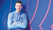 Lenglet aims to turn Champions League tide