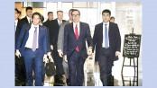 China trade talks productive, says US treasury secretary