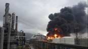 19 killed in chemical plant blast in China