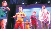 BotTala stages 'Crutcher Colonel' at Shilpakala today
