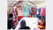 DITF 2020 sees hefty discounts on women's apparels
