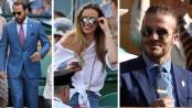 David Beckham to Pippa Middleton: Wimbledon 2017's most stylish celebs
