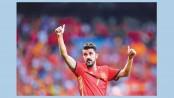David Villa retires
