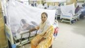 Dengue patients cram Dhaka hospitals