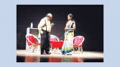 Humayun Ahmed's 'Devi' on stage today