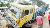Five killed as truck rams into crowd in Mirsharai