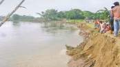 3 villages affected by Atrai erosion