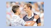 Djokovic, Barty toppled in semi-final