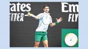Djokovic, Serena reach 3rd round