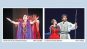'Draupadi Parampara' and 'Macbeth' on separate venues today