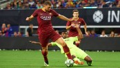 Dzeko stunner lifts Roma as Inter fall in Serie A opener