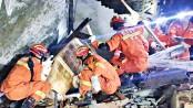 Earthquake kills 12, hurt 134 in China