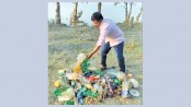 Ecological crisis from plastic waste looms in southern districts
