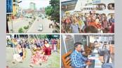 Eid-ul-Fitr celebrated in cities