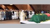 Ershad's second namaz-e-janaza held