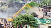 2,711 structures razed in 21 days