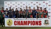 Bangabandhu ODI Series: Bangladesh whitewash West Indies