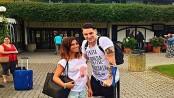 Italian footballer found dead with ex-girlfriend