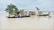 Flood situation worsens in northern dists