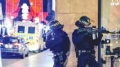 France hunts gunman after three  killed