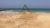 Israel building sea barrier to prevent Gaza infiltrations
