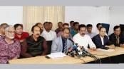 GM Quader made chairman  of Jatiya Party