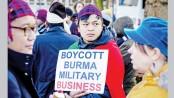 Gambia slams Suu Kyi silence