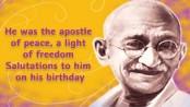 My Gandhi versus yours