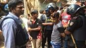 100 held in anti-narcotics drive at Geneva camp