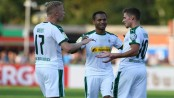 Three hat-tricks in Gladbach's 11-1 German Cup romp