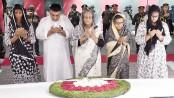 Glorious tribute to Bangabandhu