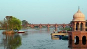 Gomti banks emerge as tourist attractions