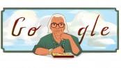 Google Doodle celebrates poet Shamsur Rahman's birthday
