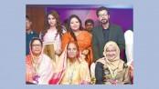 'Gorbini Ma' award conferred on nine mothers