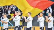 Goretzka strike recues Germany against Serbia