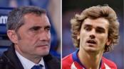 Valverde coy on Griezmann signing