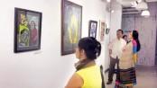 Group art exhibition underway at EMK Center