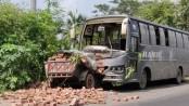 One killed in Rajshahi road crash