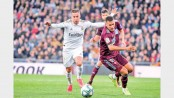 Hazard return poses conundrum for Real