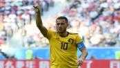 Belgium star Hazard drops Chelsea exit hint