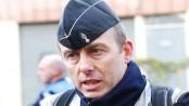 Hero French policeman dies
