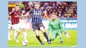 Inter ride on late Icardi goal