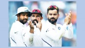India record 11th straight Test series win