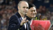 Iniesta coup puts J-League on the map, says Perryman