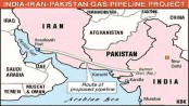 'Iran-Pakistan-India gas pipeline can be extended to Bangladesh'