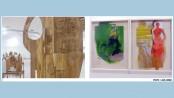 Hashem Khan's multidimensional art exhibition underway at Nat'l Museum