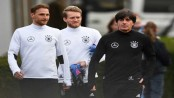 Germany players 'on fire' for World Cup: Low