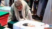 Bomb that killed 40 children in Yemen supplied by US