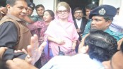 Khaleda gets bail in two graft cases